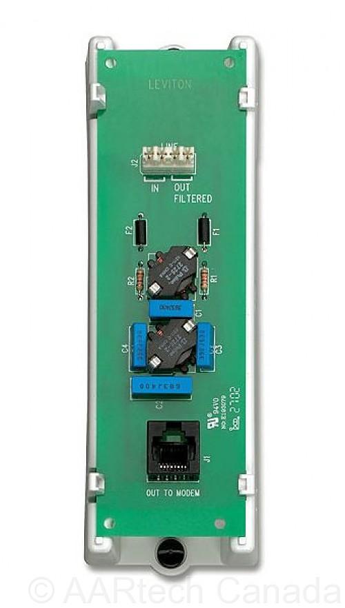 Leviton DSL filter board problem - Telephone System Installers Tech ...